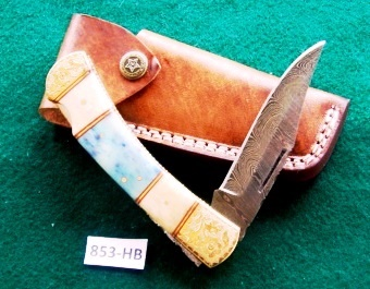 Product Number: 853- Coloured Camel bone & Engraved brass-FP