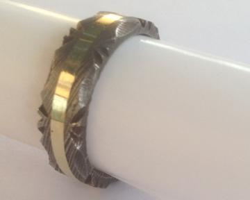 Product Number: Damascus Ring #6