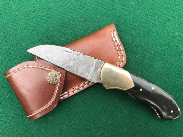 Product Number: 815- Bull horn & Brass-FP